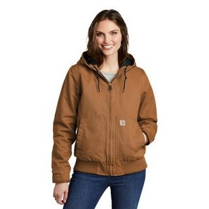 Carhartt® Women's Washed Duck Active Jacket