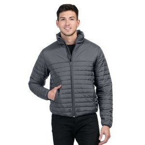 Men's Quilted Puffer Jacket