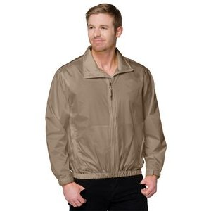 Atlas Water Resistant 100% Taffeta Nylon Jacket