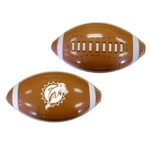 "Special Pricing !... Inflatable Sports Beach Ball (16"" Football) - Sports Promotions"