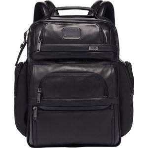 Tumi Alpha 3 Brief Pack Leather