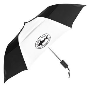 The Vented Windproof Auto-Open Folding Umbrella