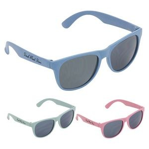 Doral Wheat Straw Sunglasses