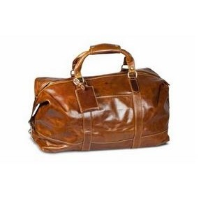 Captain's Bag-Florentine Leather