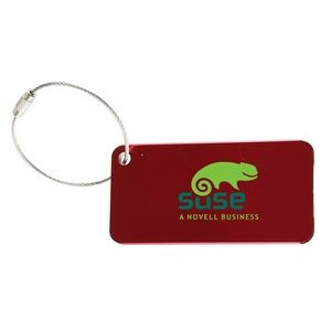 The Tremont Luggage Tag
