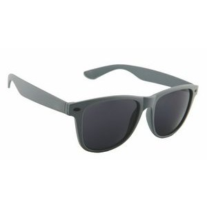 Matte Finish Promo Sunglasses with 1c imprint