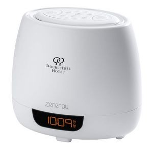 iHome Aromatherapy Essential Oil Diffuser Alarm Clock With Sound Therapy