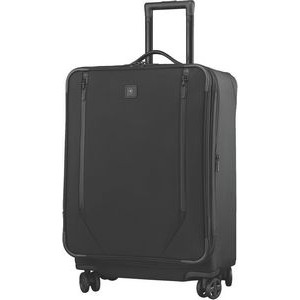 Swiss Army Lexicon 2.0 Dual Caster Medium Luggage Black