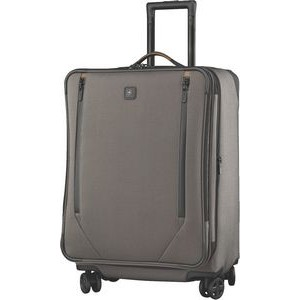 Swiss Army Lexicon 2.0 Dual Caster Medium Luggage Grey