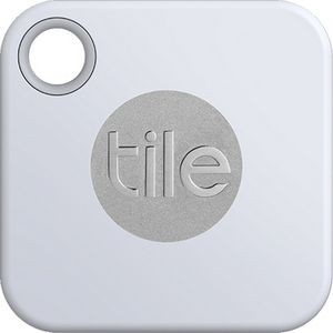 Tile Mate Tracker with Replaceable Battery